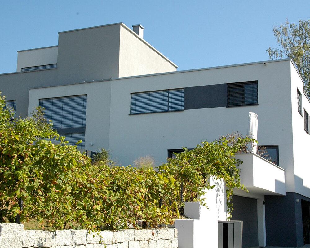 Neubau Doppelhaushälfte in Malchen (Hessen)