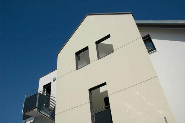 Neubau Wohn- und Geschäftshaus mit Tiefgarage in Griesheim (Hessen)