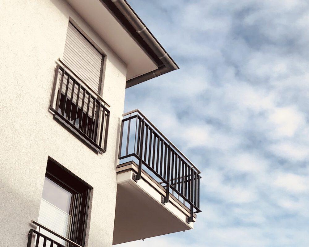 Neubau zweier Einfamilienhäuser in Lorsch