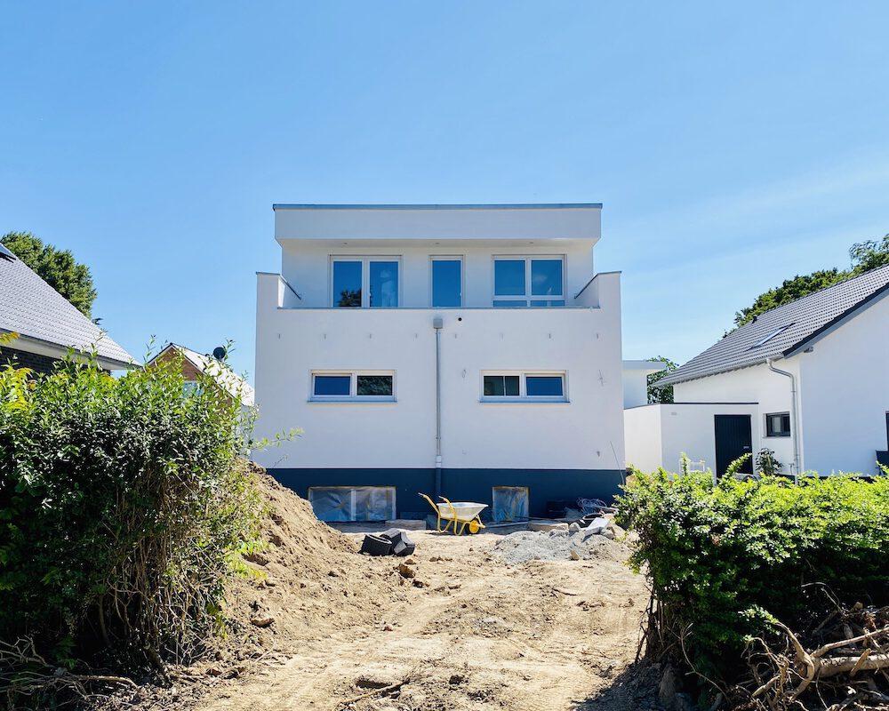 Neubau Einfamilienhaus in Zwingenberg (Bergstraße)
